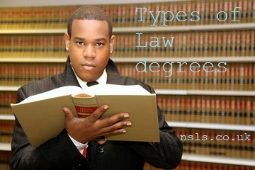 Types of Law degrees – all that you need to know